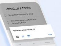 Google выпустила отдельное приложение для Задач