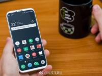 Концепт-фото Meizu 16 на основе зарегистрированных патентов