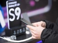 Samsung хорошо заработала на Galaxy S9 и S8 в этом году