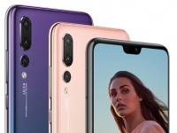 Компания Huawei реализовала рекордное количество смартфонов серии P20