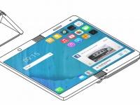 Смартфон Motorola со сгибающимся экраном оснащен чехлом, который используется для беспроводной зарядки