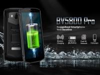 BV5800Pro - лучший бюджетный защищенный смартфон от Blackview в 2018