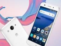 Huawei Y3 (2018) – смартфон начального уровня с ОС Android Oreo (Go Edition)