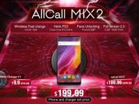 Опубликован полный видео обзор смартфона AllCall Mix2