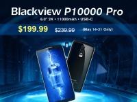 Оценка возможностей камеры смартфона Blackview P10000 Pro с аккумулятором на 11000 мАч