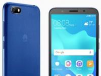 Смартфон Huawei Y5 Prime 2018 сочетает экран 18:9 и Android 8.1 с бюджетной платформой Mediatek MT6739