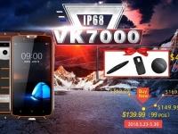 Смартфон vkworld VK7000 можно забрать в Banggood всего за $139.99