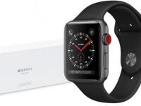 В продажу поступили восстановленные часы Apple Watch Series 3 с LTE