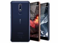 Представлено новое поколение смартфонов Nokia 5, Nokia 3 и Nokia 2