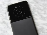 Готовится смартфон с 9-ю камерами