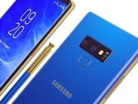 Стала известна дата начала продаж смартфона Samsung Galaxy Note 9