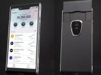 Первый в мире блокчейн-смартфон оказался слайдером