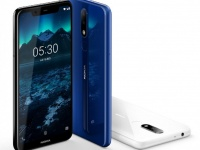 Бюджетный безрамочник Nokia X5 представлен официально