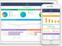 Мобильное приложение CRM-системы