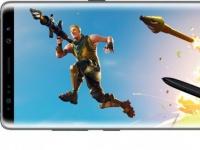 Android-версию Fortnite: Battle Royale выпустят специально для Samsung Galaxy Note 9