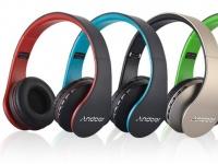 Товар дня: Andoer LH-811 – $13.50 за гаджет 4-в-1 - Bluetooth наушники, плеер и FM радио в одном корпусе