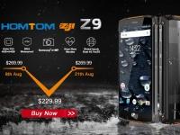Товар дня: HOMTOM ZOJI Z9 за $229.99 и VKWORLD T2 PLUS за $109.99