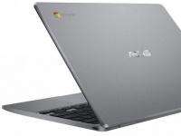 Недорогой хромбук Asus Chromebook 12 C223 оценили в 320 евро