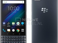 Новый QWERTY-смартфон BlackBerry показался на рендерах