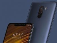 Xiaomi Poco F1 – самый доступный смартфон на Qualcomm 845