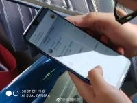 Планшетофон Honor 8X засветился на живых фото