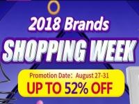 AliExpress Shopping Festival 27 августа: скидки и купоны в OWSOO Official Store