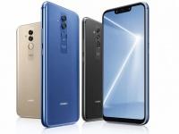 Смартфон Huawei Mate 20 Lite начал появляться в продаже