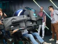 Acer показала «самостоятельное» кресло для геймеров