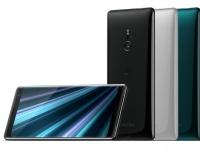 Sony представила флагманский смартфон Xperia XZ3
