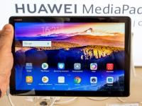 Huawei стал брендом # 1 по объему продаж планшетов в Украине