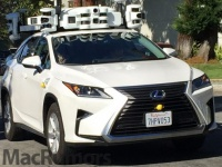 Apple построила 70 беспилотных автомобилей для испытаний