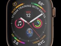 Apple представила новые Apple Watch - Apple Watch Series 4 шириной 40 мм и 44мм