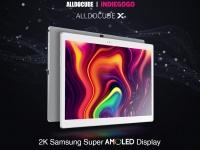 Планшет Alldocube X - треть от цены Samsung Galaxy Tab S4 и лучше его по характеристикам
