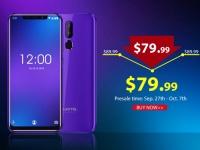 OUKITEL C12 Pro до 7 октября будет продаваться на Aliexpress за $79.99