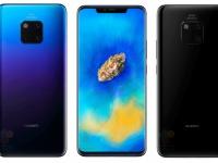 Названа цена флагмаских смартфонов Huawei Mate 20 и Mate 20 Pro