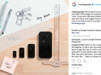 Google выпустит рекордно компактный флагманский смартфон