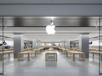 Apple усилила охрану Apple Store полицией из-за массовых грабежей