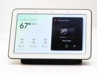 Представлен смарт-дисплей Google Home Hub