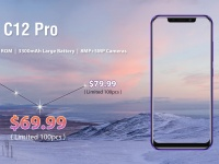 OUKITEL C12 Pro доступен на распродаже за $69.99