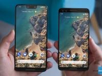Состоялся анонс флагманских смартфонов Google Pixel 3 и 3 XL
