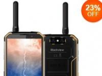Товар дня: смартфон Blackview BV9500 PRO - MIL-STD-810G/IP68/IP69K и 6 ГБ ОЗУ
