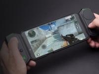 Представлен игровой смартфон Xiaomi Black Shark 2: 10 ГБ ОЗУ, настраиваемая подсветка, геймпад в комплекте
