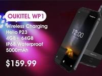 OUKITEL WP1 испытали на прочность и предлагают со скидкой в магазине Banggood
