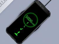 Защищенный OUKITEL WP1 поддерживает беспроводную зарядку в 10 Вт и доступен со скидкой на Banggood