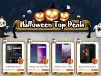 Halloween в Coolicool.com: скидки до 68% на смартфоны и планшеты, а также тематические гаджеты и аксессуары