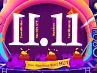 А вы готовы к мега-распродаже 11.11 в магазине Coolicool.com?