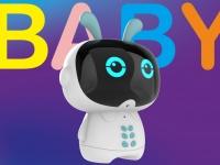 ALLDOCUBE представляет первый в мире детский обучающий робот, с защитой для глаз