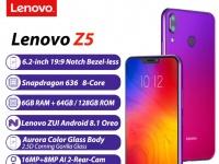 Товар дня: Lenovo S5 K520 - $126.74, Lenovo Z5 - $215.10 только 11 и 12 ноября