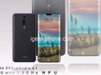 Опубликованы первые изображения флагманского Huawei P30 Pro