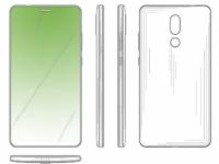 Huawei установит динамик в дырке на экране